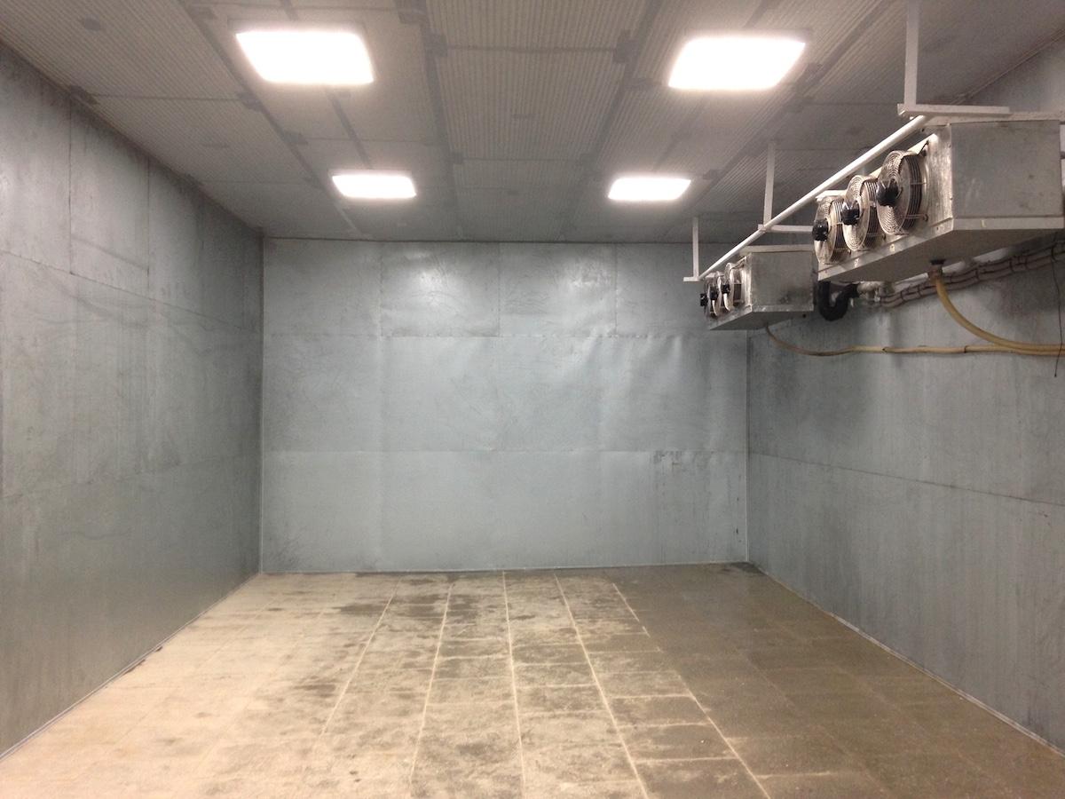 Морозильная камера своими руками в помещении 68